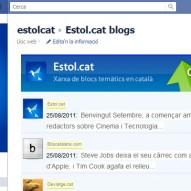 Estratègia a les xarxes Socials per Estol.cat
