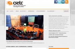 Manteniment web CSETC