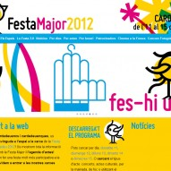 Festa Major de Cardedeu 2012