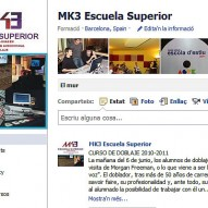 Iniciació de Social Media per la Universitat MK3