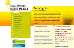 Escola de Tennis Jordi Plana
