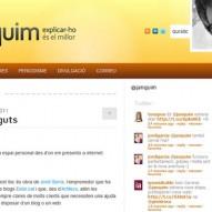 El nou blog del @janquim Janquim.cat
